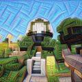 deepdream Minecraft
