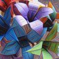 deepdream Origami