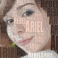 Ariel Rebel Fotofarben