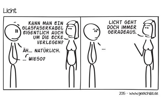 GC Comic 7 - Licht