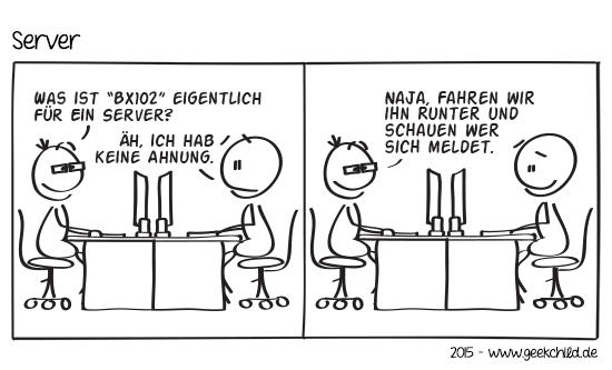 GC Comic 8 - Server